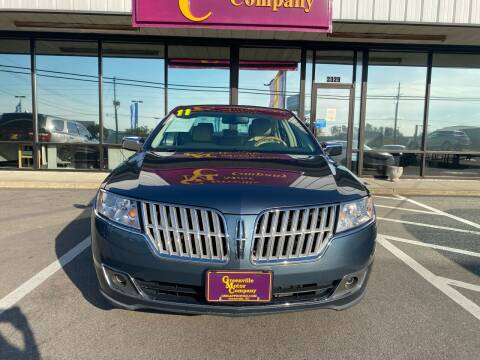 2011 Lincoln MKZ for sale at Kinston Auto Mart in Kinston NC