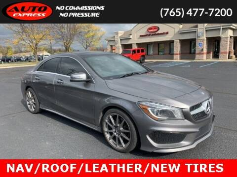 2015 Mercedes-Benz CLA for sale at Auto Express in Lafayette IN