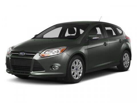 2014 Ford Focus for sale at Suburban Chevrolet in Claremore OK