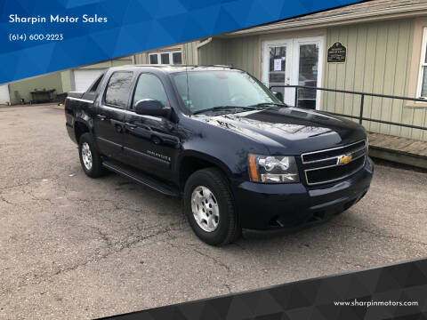 2008 Chevrolet Avalanche for sale at Sharpin Motor Sales in Columbus OH