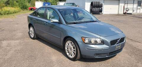 2005 Volvo S40 for sale at Transmart Autos in Zimmerman MN