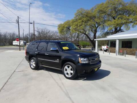 2011 Chevrolet Tahoe for sale at Bostick's Auto & Truck Sales in Brownwood TX