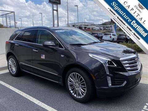 2018 Cadillac XT5 for sale at Capital Cadillac of Atlanta in Smyrna GA