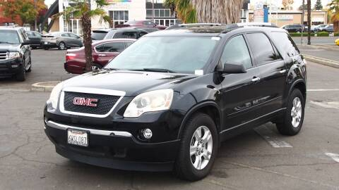 2012 GMC Acadia for sale at Okaidi Auto Sales in Sacramento CA
