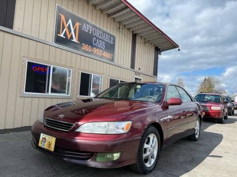 2001 Lexus ES 300 for sale at M & A Affordable Cars in Vancouver WA