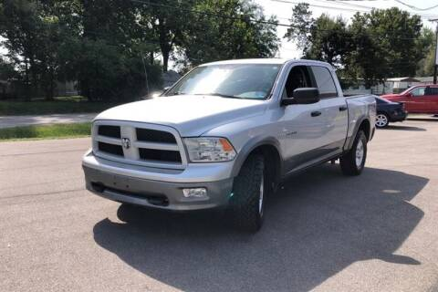 2010 Dodge Ram Pickup 1500 for sale at MICHAEL J'S AUTO SALES in Cleves OH