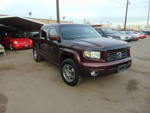 2007 Honda Ridgeline for sale at Avalanche Auto Sales in Denver CO