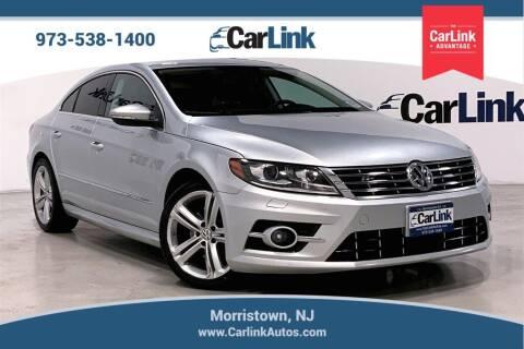 2013 Volkswagen CC for sale at CarLink in Morristown NJ