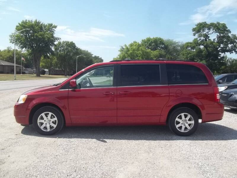 2008 Chrysler Town and Country for sale at BRETT SPAULDING SALES in Onawa IA