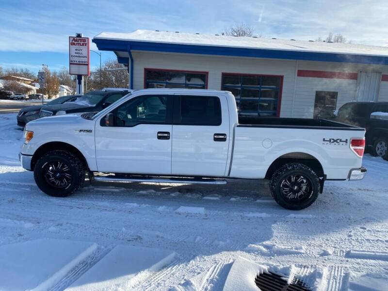 2014 Ford F-150 for sale at Auto Outlet in Billings MT