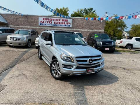 2013 Mercedes-Benz GL-Class for sale at Brothers Auto Group in Youngstown OH