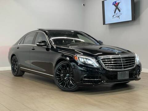 2016 Mercedes-Benz S-Class for sale at TX Auto Group in Houston TX