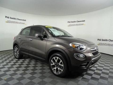 2016 FIAT 500X for sale at PHIL SMITH AUTOMOTIVE GROUP - Phil Smith Chevrolet in Lauderhill FL