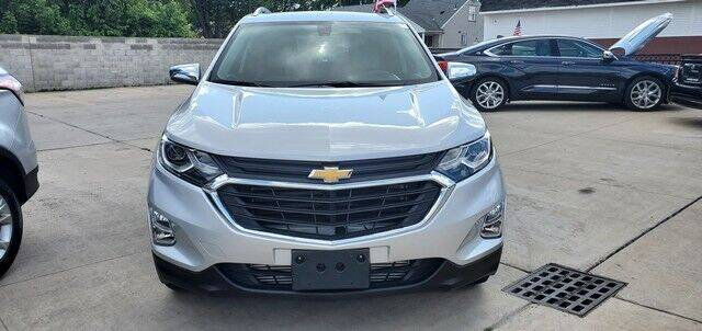 2019 Chevrolet Equinox for sale at Great Ways Auto Finance in Redford MI