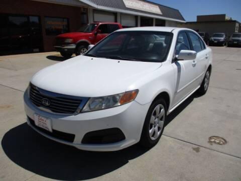2010 Kia Optima for sale at Eden's Auto Sales in Valley Center KS