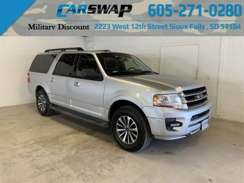 2016 Ford Expedition EL for sale at CarSwap in Sioux Falls SD