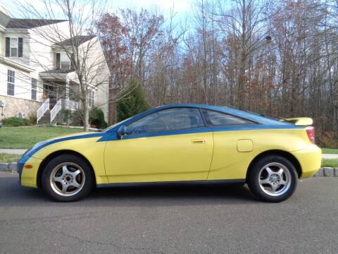 2004 Toyota Celica for sale at All State Auto Sales in Morrisville PA
