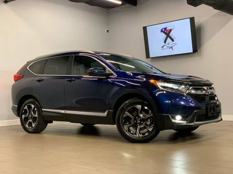 2017 Honda CR-V for sale at TX Auto Group in Houston TX
