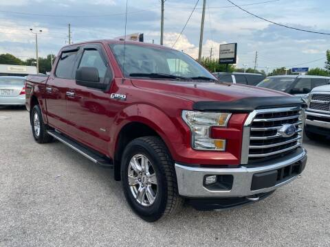 2016 Ford F-150 for sale at Marvin Motors in Kissimmee FL