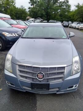 2008 Cadillac CTS for sale at Wilson Investments LLC in Ewing NJ