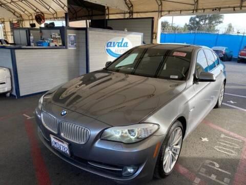 2011 BMW 5 Series for sale at Boktor Motors in North Hollywood CA