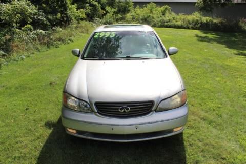 2004 Infiniti I35 for sale at S & L Auto Sales in Grand Rapids MI