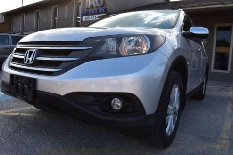 2014 Honda CR-V for sale at IMD Motors in Richardson TX