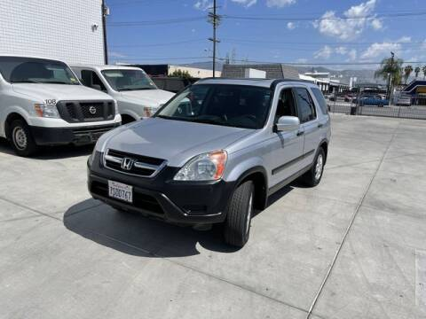 2004 Honda CR-V for sale at Hunter's Auto Inc in North Hollywood CA