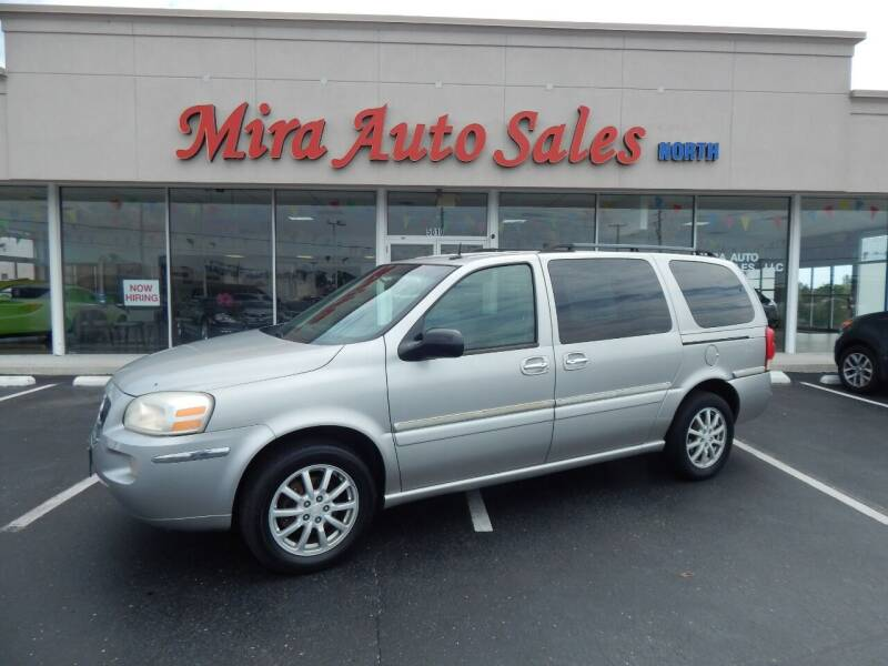 2005 Buick Terraza for sale at Mira Auto Sales in Dayton OH