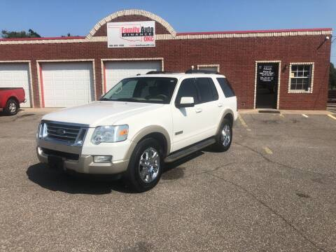 2008 Ford Explorer for sale at Family Auto Finance OKC LLC in Oklahoma City OK