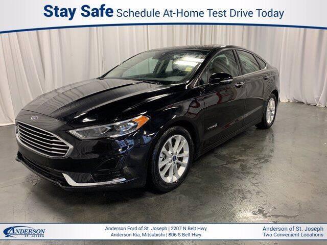 2019 Ford Fusion Hybrid for sale in Saint Joseph, MO