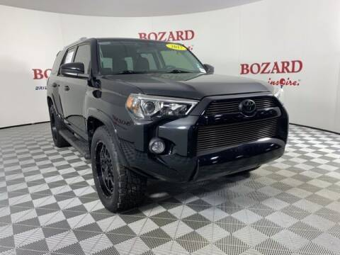 2017 Toyota 4Runner for sale at BOZARD FORD in Saint Augustine FL