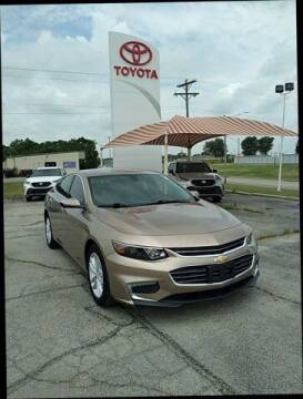 2018 Chevrolet Malibu for sale at Quality Toyota in Independence KS