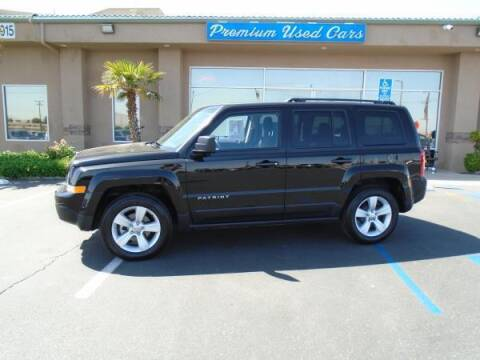 2017 Jeep Patriot for sale at Family Auto Sales in Victorville CA