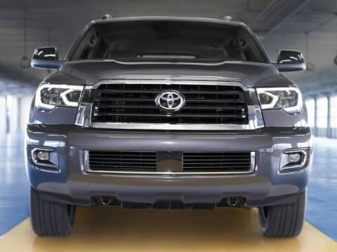 2019 Toyota Sequoia for sale at Radley Cadillac in Fredericksburg VA
