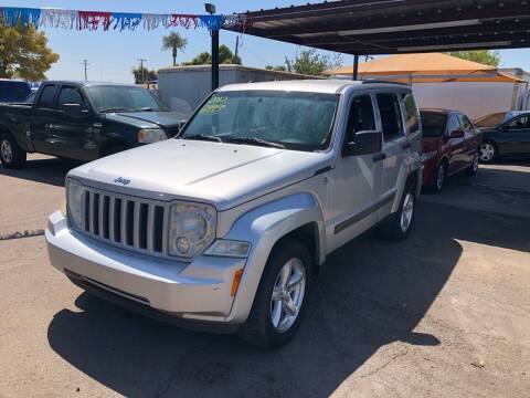 2012 Jeep Liberty for sale at Valley Auto Center in Phoenix AZ