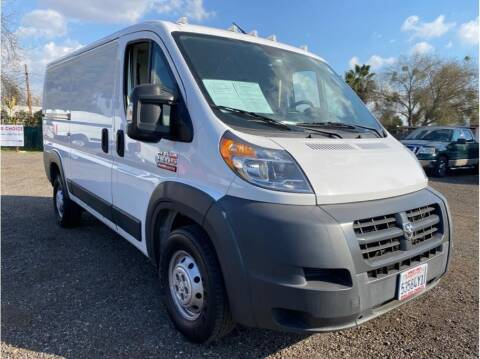 2016 RAM ProMaster Cargo for sale at Dealers Choice Inc in Farmersville CA