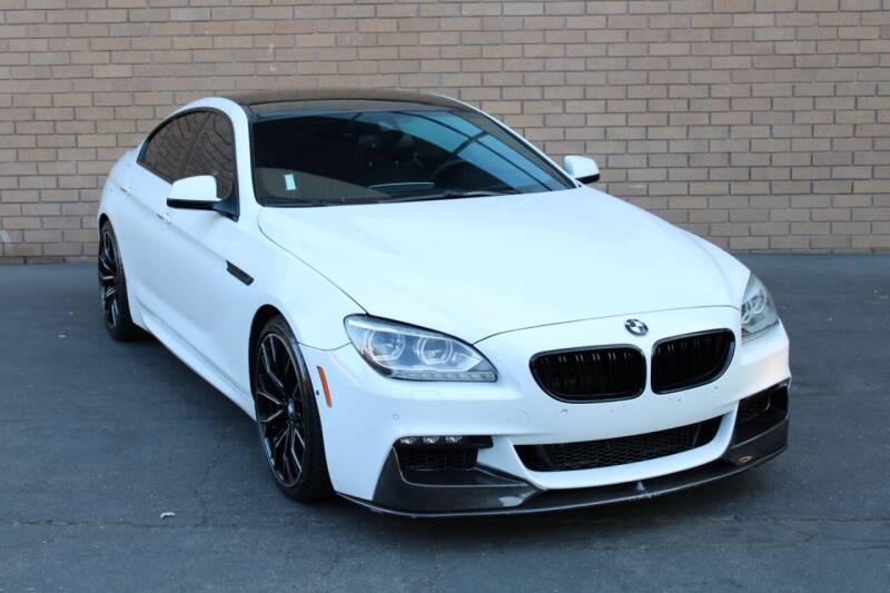 2014 BMW 6 Series for sale at MK Motors in Sacramento CA