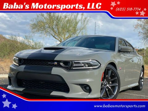 2019 Dodge Charger for sale at Baba's Motorsports, LLC in Phoenix AZ