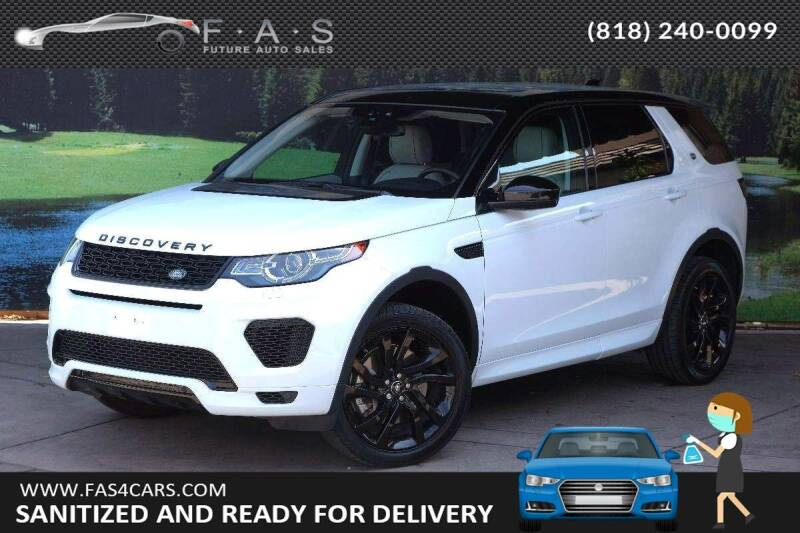 2018 Land Rover Discovery Sport for sale at Best Car Buy in Glendale CA