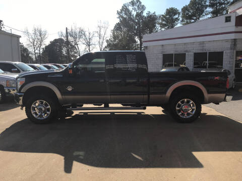 2011 Ford F-250 Super Duty for sale at Northwood Auto Sales in Northport AL