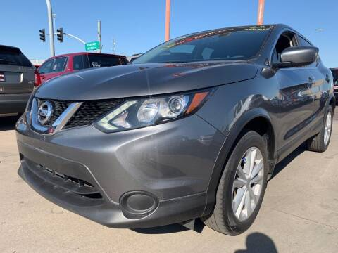 2017 Nissan Rogue Sport for sale at Town and Country Motors in Mesa AZ
