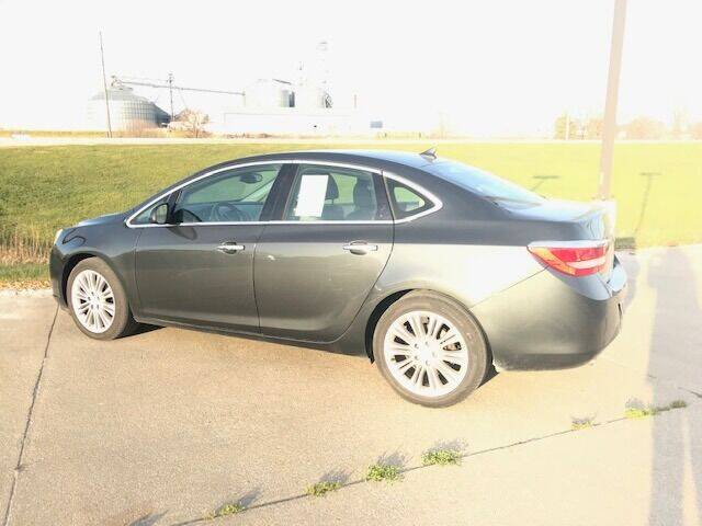 2014 Buick Verano for sale at Lannys Autos in Winterset IA