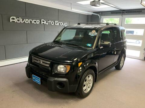 2008 Honda Element for sale at Advance Auto Group, LLC in Chichester NH