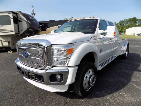 2015 Ford F-550 Super Duty for sale at Martin's Auto in London KY