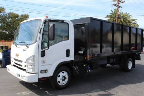 2017 Chevrolet 4500HD LCF for sale at CA Lease Returns in Livermore CA