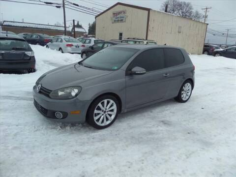 2011 Volkswagen Golf for sale at Terrys Auto Sales in Somerset PA