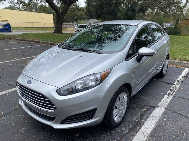 2017 Ford Fiesta for sale at Florida Prestige Collection in St Petersburg FL