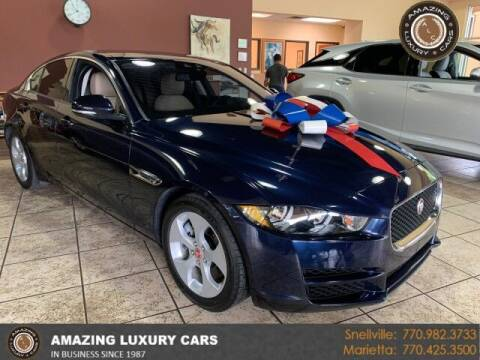 2018 Jaguar XE for sale at Amazing Luxury Cars in Snellville GA