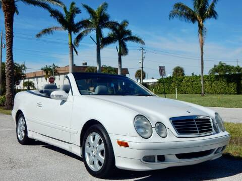 2001 Mercedes-Benz CLK for sale at VE Auto Gallery LLC in Lake Park FL